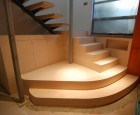 Specialty Application #1a - Custom Stairway