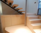 Specialty Application #1b - Custom Stairway