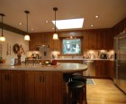 White Oak Kitchen  - #31a